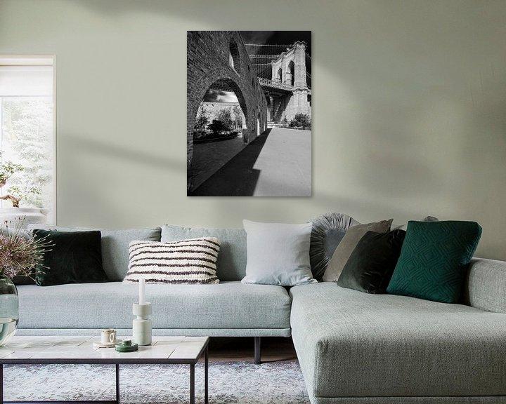 Sfeerimpressie: New York     DUMBO van Kurt Krause
