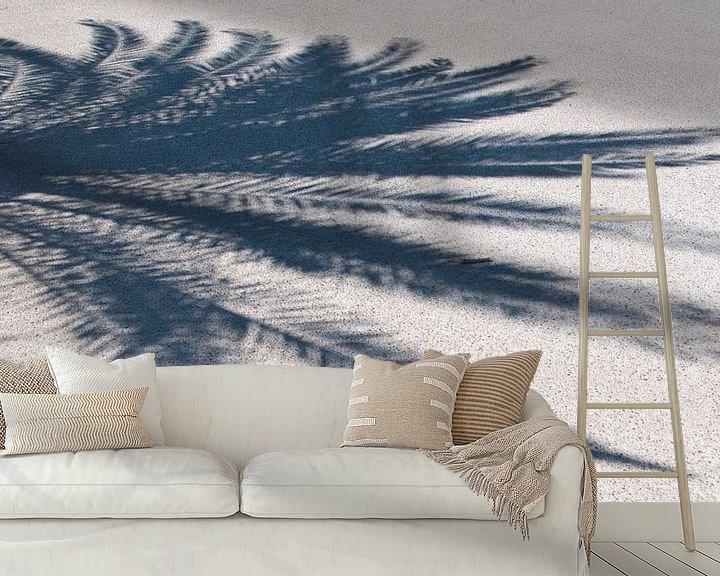 Impression: Palm shadow sur Arthur Wijnen