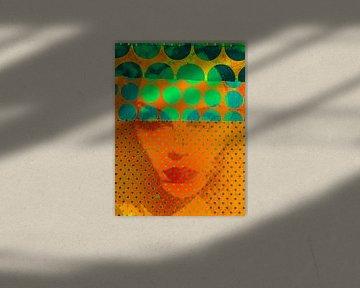 POp ARt COllage 1 von Gabi Hampe