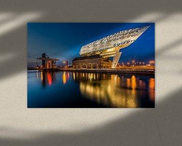 Nieuw Havenhuis Antwerpen sur Bert Beckers