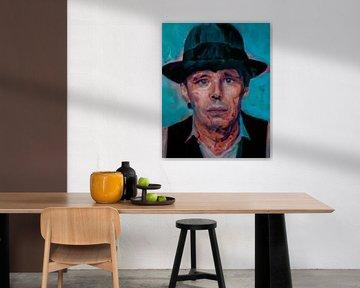 Joseph Beuys Realismus Pop Art PUR 1 von Felix von Altersheim