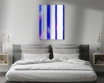 Stripes N.7 von Olis-Art
