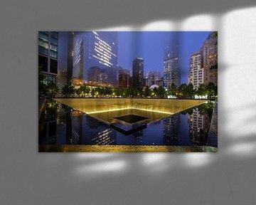 New York    Gedenkpark van Kurt Krause
