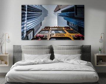 New York  Wolkenkratzer von Kurt Krause