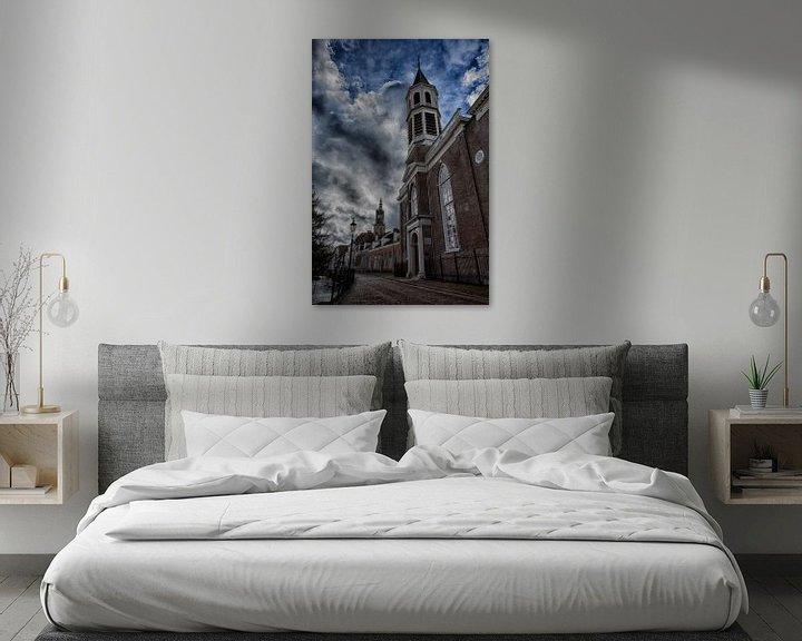 Beispiel: The Elleboog Church Amersfoort (Elbow Church) von Manuel Speksnijder