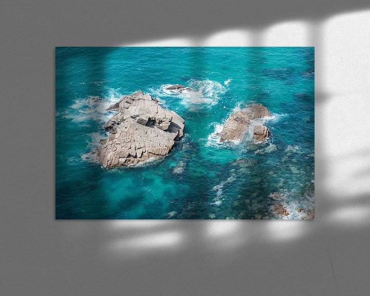 Sfeerimpressie: Rotsen bij Cabo da Roca van Ronne Vinkx