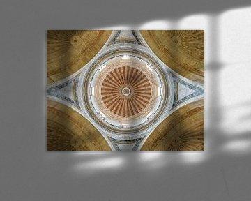 Santa Engracia-kerk von Ronne Vinkx