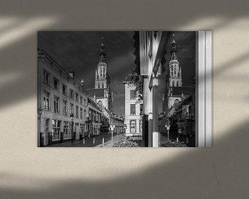 Grote Kerk Breda Reflectie