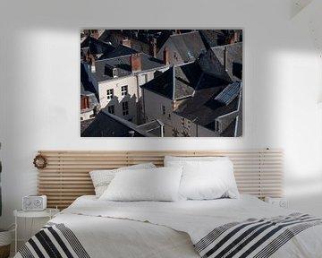 French Roofs von Rik Verbeek
