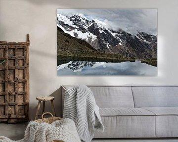 Punto Olimpico Cordillera Blanca Peru sur Ellen van Drunen