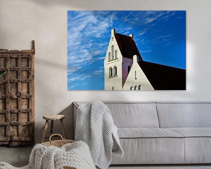 Impression: église danoise sur Norbert Sülzner