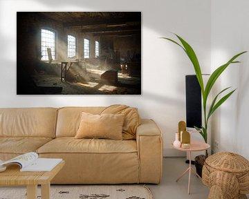 Urbex Sunlight von Henny Reumerman
