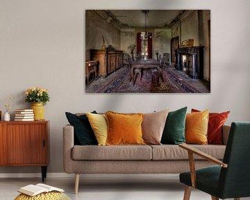 Urbex oude woonkamer von Henny Reumerman