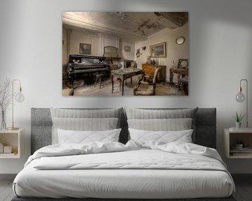 Urbex Hunters House woonkamer van Henny Reumerman