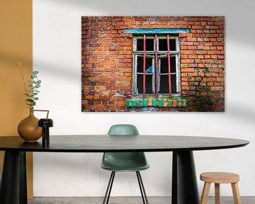 städtische Fensterrahmen von Yannick uit den Boogaard