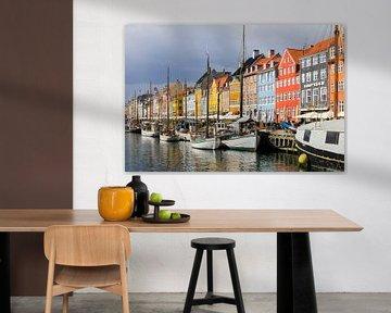Kopenhagen  von Petra Brouwer