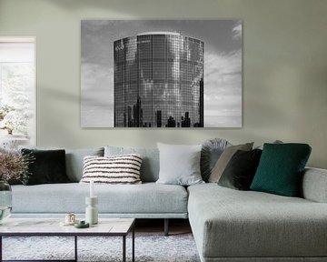 Het WTC Rotterdam tijdens de Dakendagen in Rotterdam van MS Fotografie | Marc van der Stelt