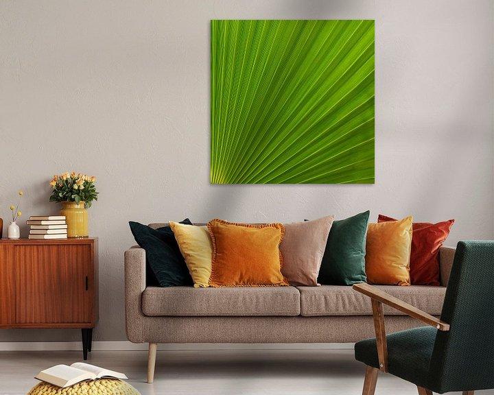 Sfeerimpressie: Palm Leaf van Greetje van Son