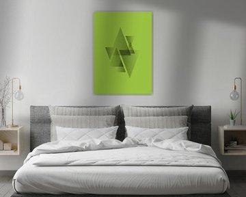 Muster 3 (grün) von Rene Hamann