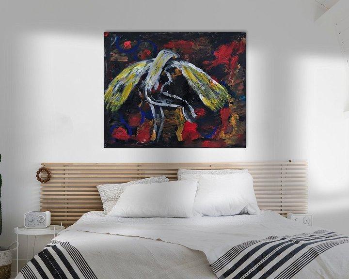Sfeerimpressie: Fly Away...... van Jose Beumers