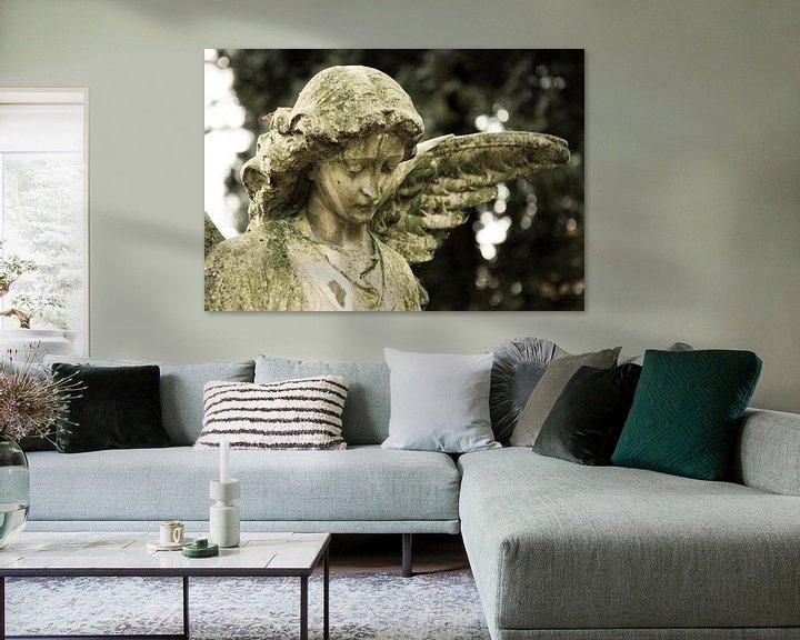 Sfeerimpressie: Engel van Jaco Verheul