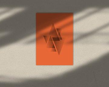 Muster 3 (rot) von Rene Hamann