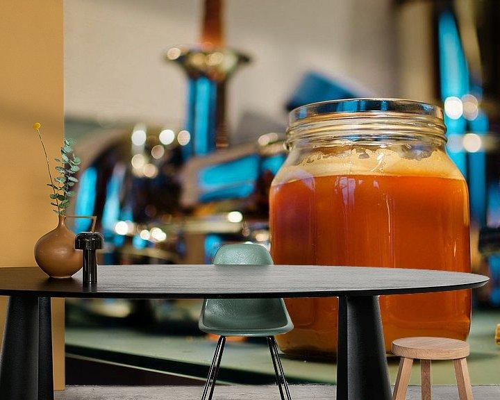 Beispiel fototapete: Juice! von Thomas Spaans