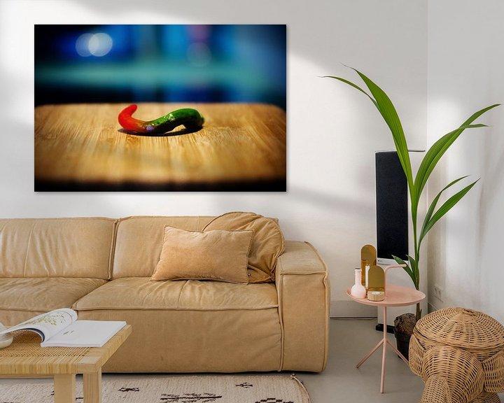 Sfeerimpressie: cayenne peper van Thomas Spaans