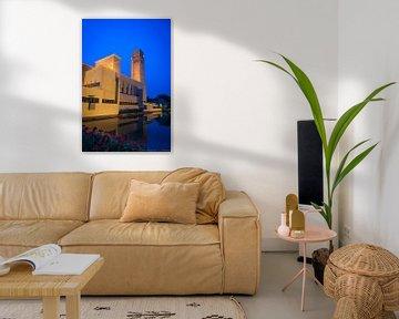 Rathaus von Hilversum von Pascal Raymond Dorland