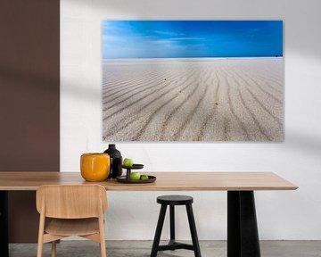 Zand en wind van Thijs Struijlaart