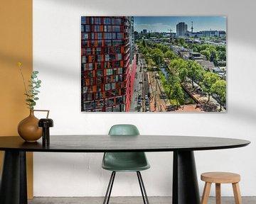 Rotterdam, Westersingel von Frans Blok