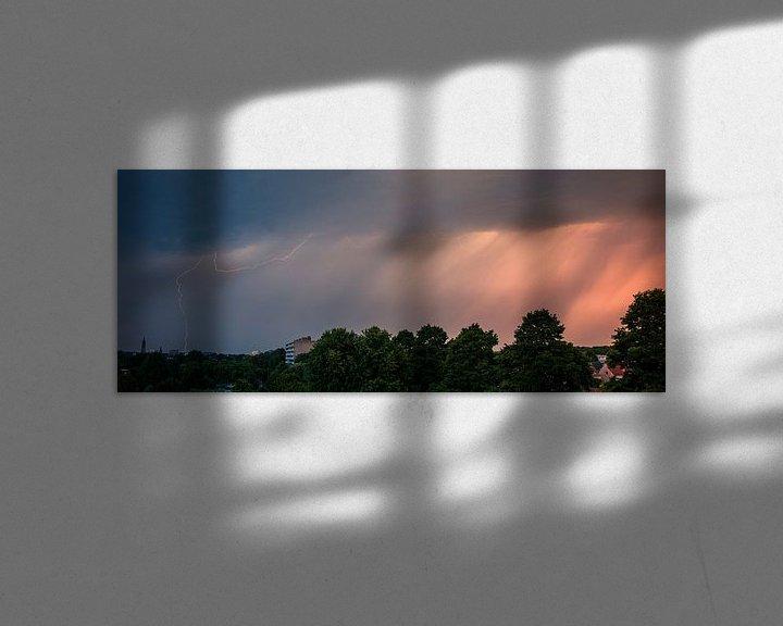 Sfeerimpressie: Bliksem Panorama van Vincent van den Hurk