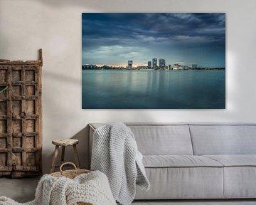 Skyline Almere van Niels Barto