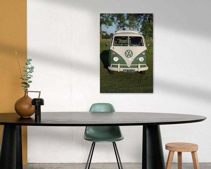 Sfeerimpressie: T1 VW busje  van Jolanda van Eek