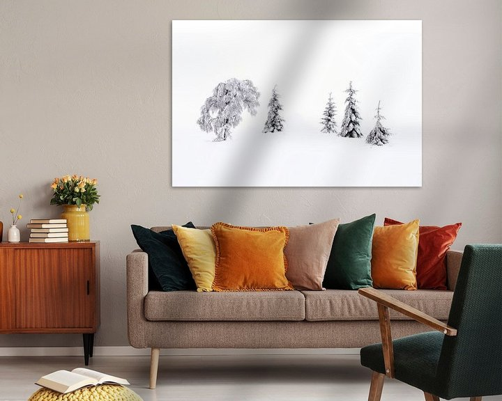 Sfeerimpressie: Winter van Antwan Janssen