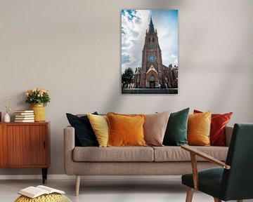Sint Martinuskerk Voorburg von Barbara Koppe