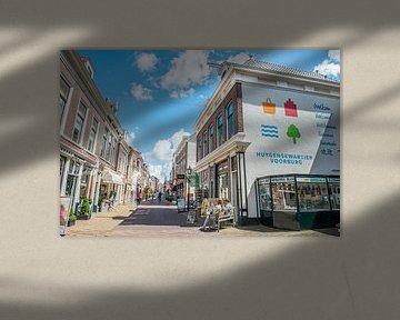 Herentraat Huygenskwartier Voorburg van Barbara Koppe