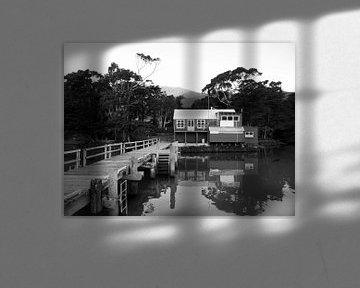 Huis aan de baai van Iris Lok