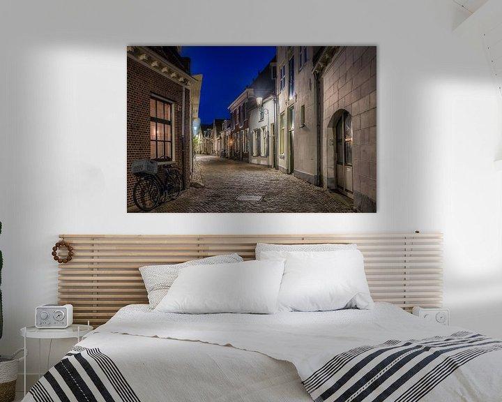 Beispiel: Amersfoort - Krommestraat von Bart Hendrix