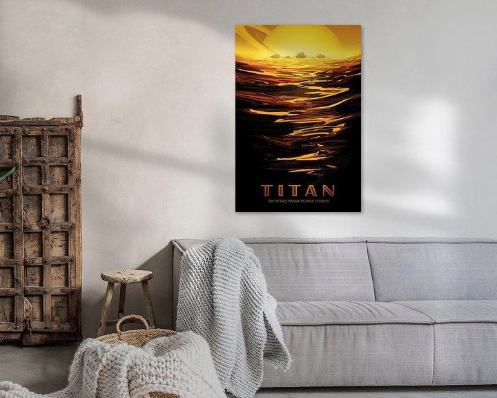 Sfeerimpressie: Titan - Ride the tides through the throat of kraken van Visions of the Future