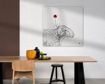 HeartFlow Steenbok von Helma van der Zwan