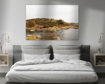 Zee inham in Zweden von Marianne Rouwendal