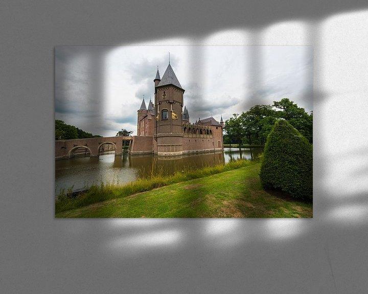 Sfeerimpressie: Kasteel Heeswijk Noord Brabant van Brian Morgan