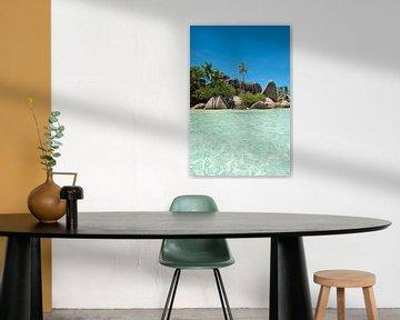 Seychellen: zon, zee, strand von Color Square