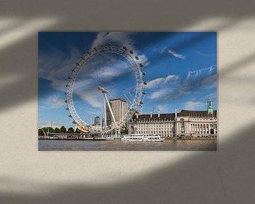 London Eye  von Jill De Neef