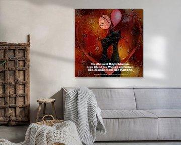 Katzenmusik - Es gibt zwei Möglichkeiten...... von Christine Nöhmeier