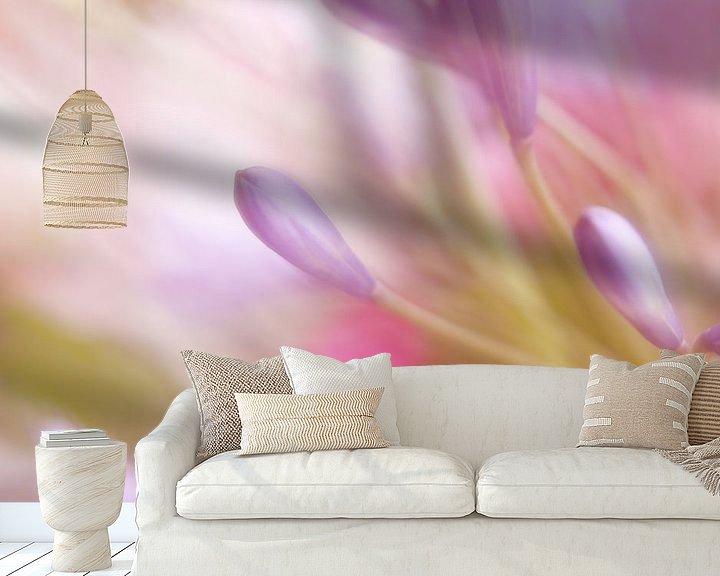 Sfeerimpressie behang: Starting to bloom van LHJB Photography