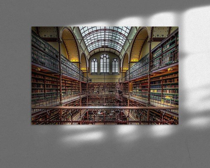 Impression: Bibliotheek sur Mario Calma