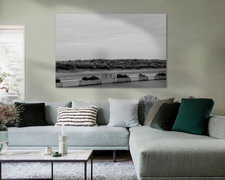 Beispiel: Zee Nieuwpoort von Stef De Vos