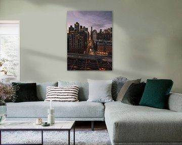 1st avenue, New York City